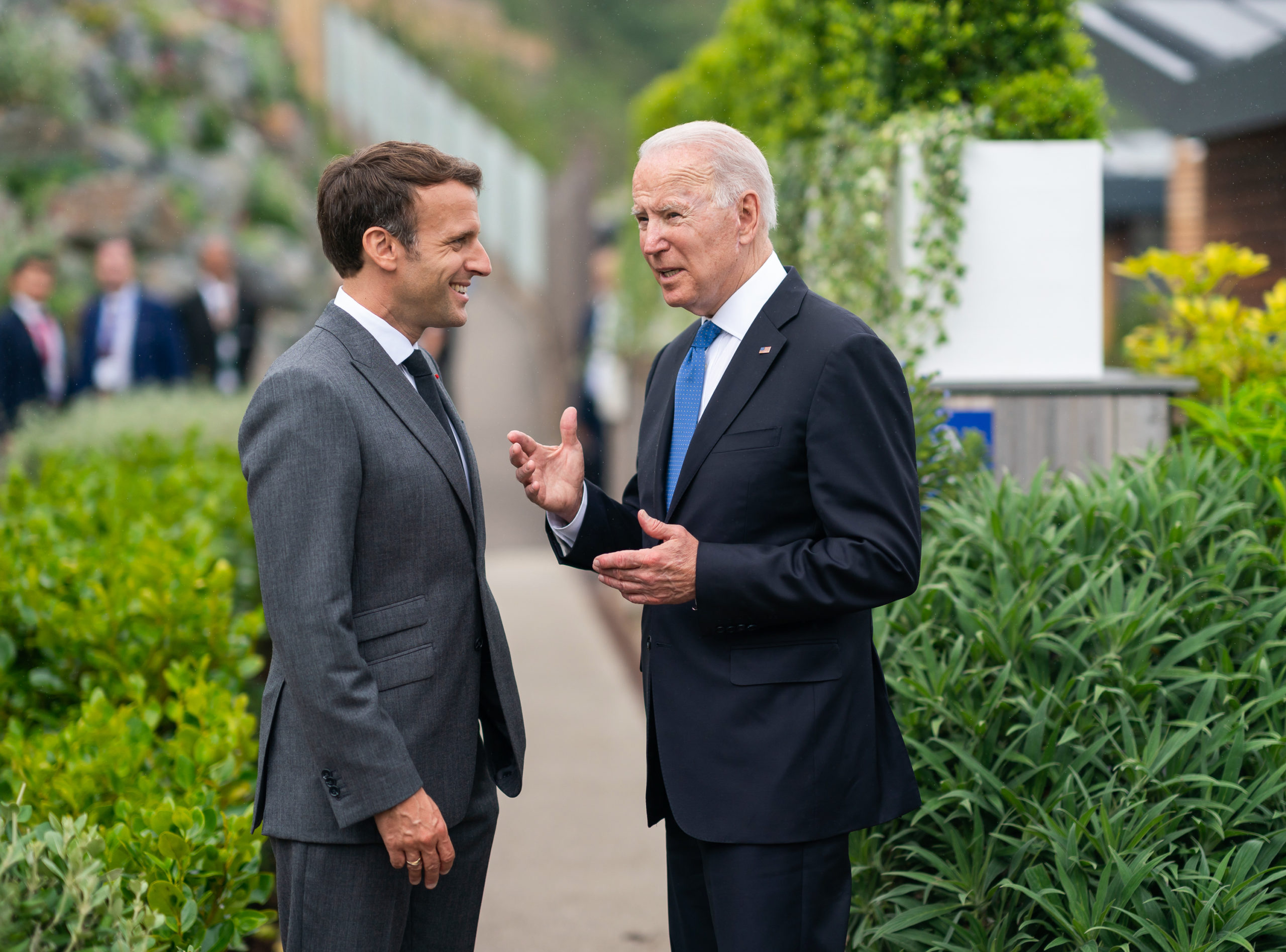 EU US Climate Negotiations